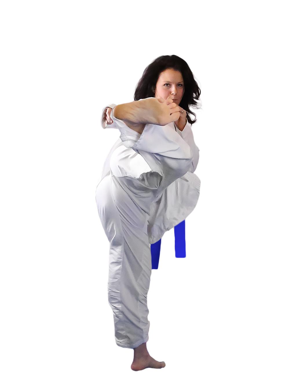 Karate_Trainer_Christin-Rochau_Action Kopie